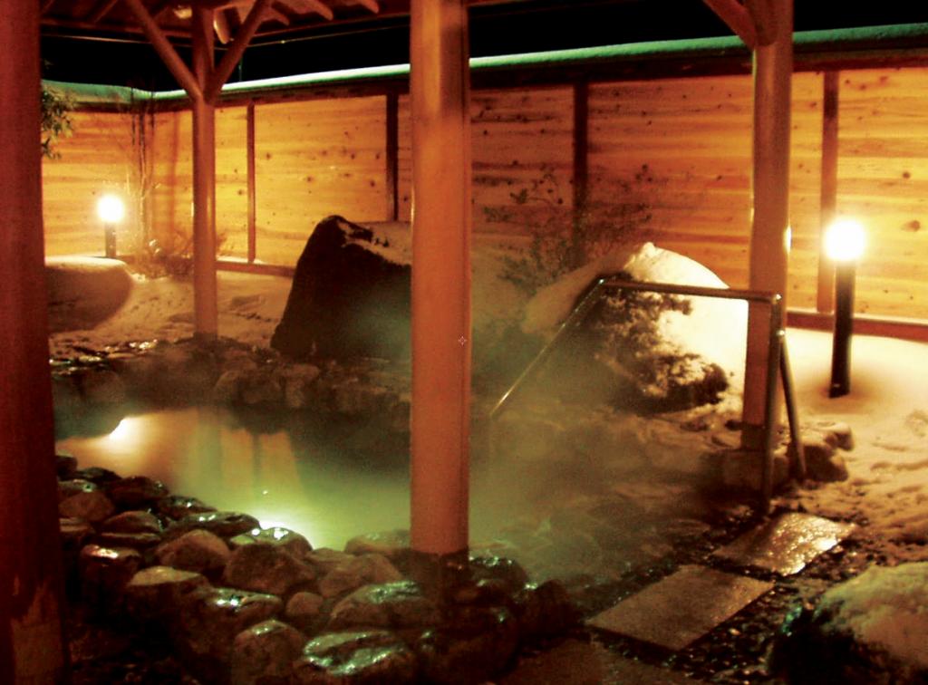 洞川温泉センター外観