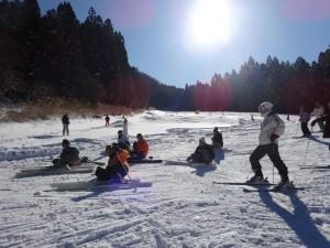 洞川スキー場1