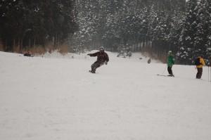 洞川スキー場2